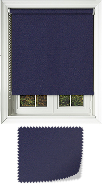 Origin Navy Skylight Blind