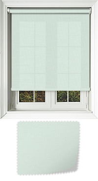 Origin Pastel Motorised Roller Blind
