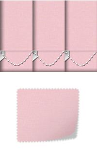 Origin Pink Vertical Blind