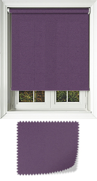 Origin Purple Vertical Blind