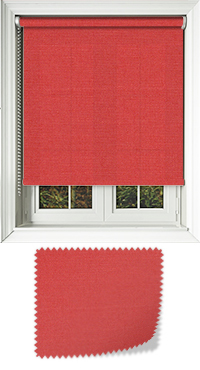 Origin Red Replacement Vertical Blind Slat