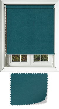 Origin Teal Skylight Blind