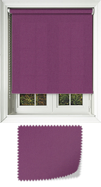 Origin Velvet Vertical Blind
