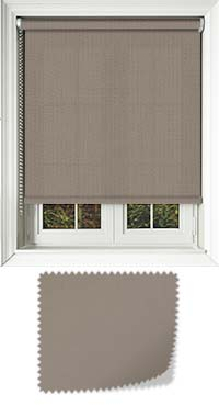 Origin Warm Beige Vertical Blind