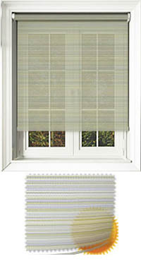 Padre Zest Replacement Vertical Blind Slat