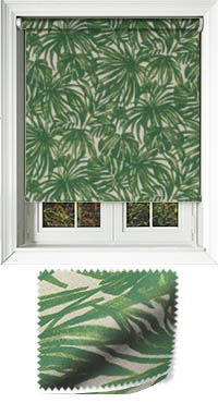Palm Verde Vertical Blind
