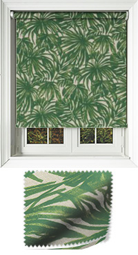 Palm Verde Bifold Doors Blind