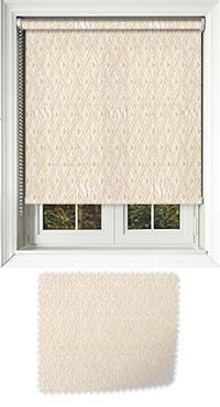 Roko Cream Vertical Blind