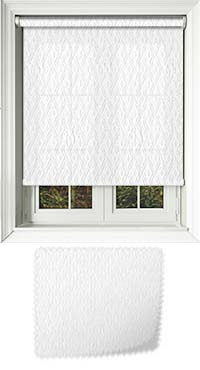 Roko Ice Cordless Roller Blind