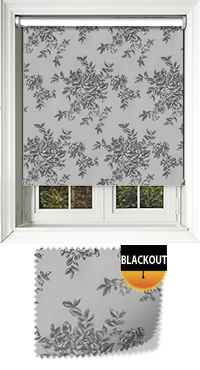 Rosetta Shadow Bifold Doors Blind