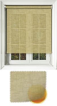 Sheer Grain Pistachio Wooden Blind