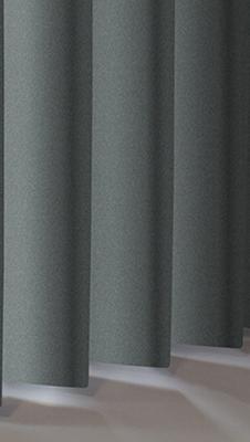 Shimmer Celeste Rigid Metal Vertical Blinds Thumbnail