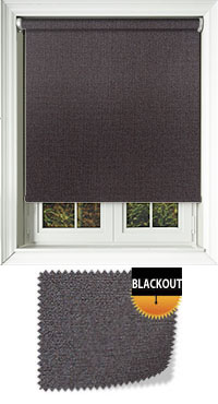 Shimmer Granite Cordless Roller Blinds Fabric Swatch