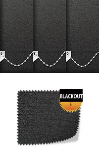 Shimmer Quartz Vertical Blinds Fabric Swatch
