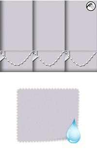 Shower Safe Lilac Roller Blind