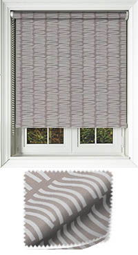 Slinky Concrete Vertical Blind