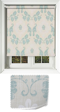 Sloane Duck Egg Replacement Vertical Blind Slat