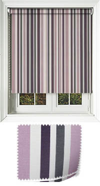 Spectrum Orchid Skylight Blind