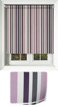 Spectrum Orchid Replacement Vertical Blind Slat
