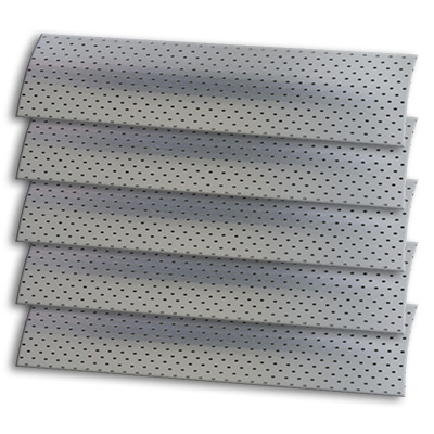 Steel Perforated Motorised Roller Blind