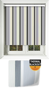 Streak Whisper Vertical Blind