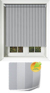 Striation Solar Iron Replacement Vertical Blind Slat
