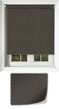 Tanta Charcoal Vertical Blind