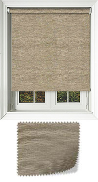 Tanta Oatmeal Vertical Blind