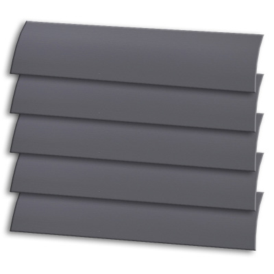 Textured Charcoal Skylight Blind