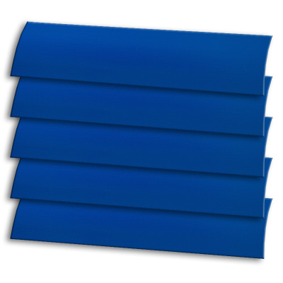 Textured Deep Blue Skylight Blind