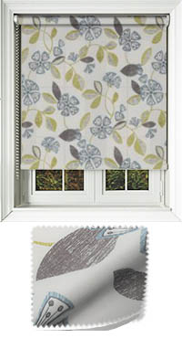 Triste Aqua Motorised Roller Blind