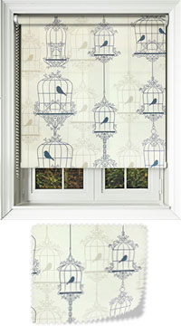 Tweetie Pie Cordless Roller Blind