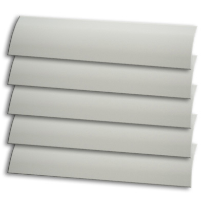 Vapour White Replacement Vertical Blind Slat