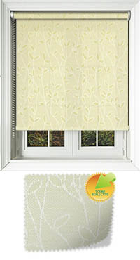 Vines Solar Ecru Skylight Blind
