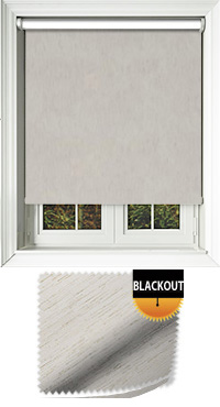 Weave Blackout Ecru Vertical Blind