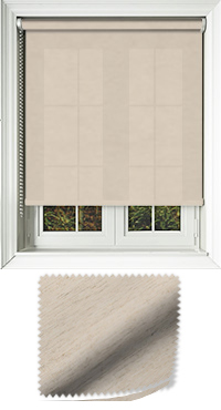 Weave Flax Cordless Roller Blind