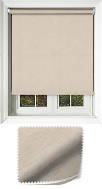 Weave Flax Vertical Blind