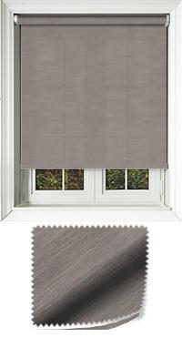 Weave Graphite Skylight Blind
