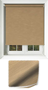 Weave Hessian Replacement Vertical Blind Slat