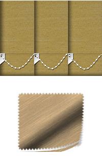 Weave Hessian Vertical Blind