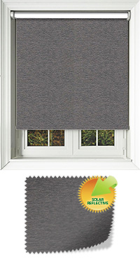 Yukon Charcoal Skylight Blind