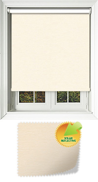 Yukon Cream Roller Blind