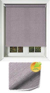 Zia Solar Mulberry Motorised Roller Blind